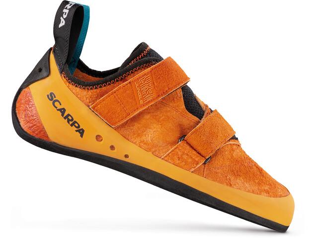 Scarpa Jungle Klatresko Damer, orange